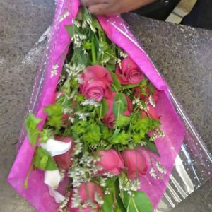 Cheap Pink Roses bunch in Nairobi