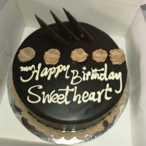 Happy birthday for sweetheart delivery in Nairobi