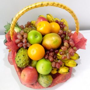 mixed fruits basket