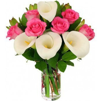 Fresh flower bouquet delivery Nairobi