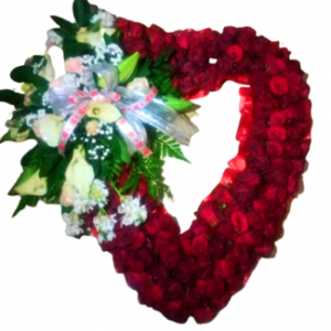 Heart shaped Wreaths Flowers Nairobi