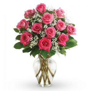 Pink roses bouquet Nairobi