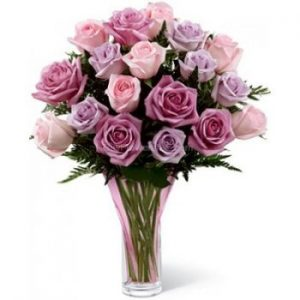 Purple flower bouquets Delivery Nairobi