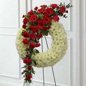 Standing funeral flower Nairobi
