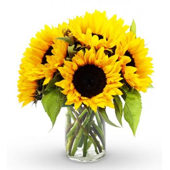 Sunflower Bouquet delivery Nairobi