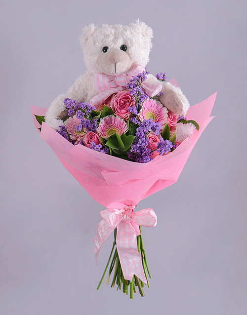 Teddy bear for girls delivery NAirobi