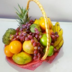 Fruits bouquets