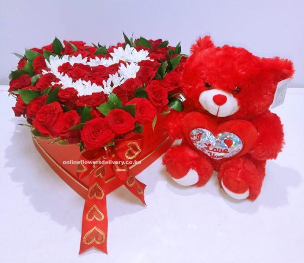 Cuddles bouquet