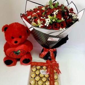 Sweet Valentine Thoughts Bouquet