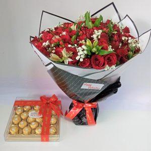 Sweetest Love Bouquet